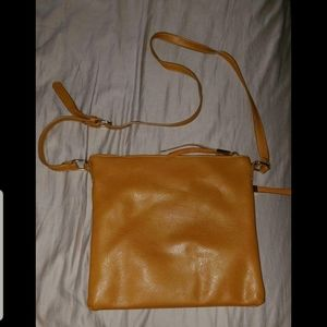 SHIRALEAH boutique brand leather crossbody bag
